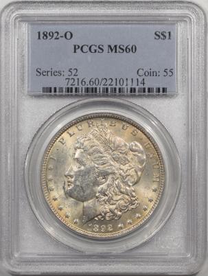 1892o-$1-PCGS-MS60-114-1