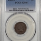 Indian 1909-S INDIAN CENT PCGS XF-40