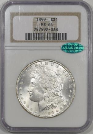 1899-$1-NGC-MS64-CAC-038-1