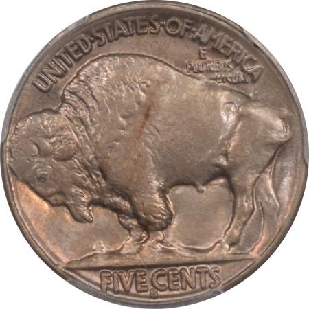Buffalo Nickels 1913-S BUFFALO NICKEL – TY II PCGS MS-62