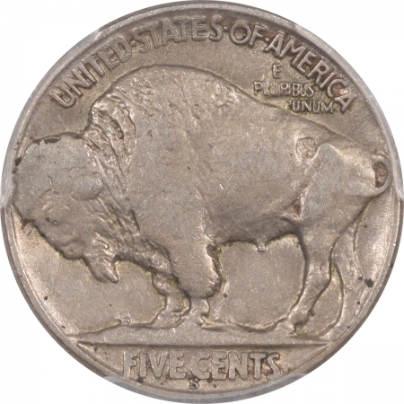 Coin World/Numismatic News Featured Coins 1924-S BUFFALO NICKEL PCGS XF-40