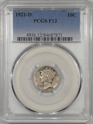 1921d-10C-PCGS-F12-871-1