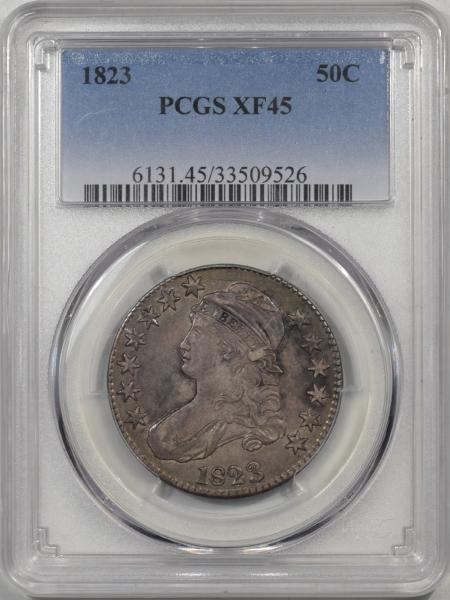 1823-50C-PCGS-XF45-526-1