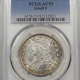 U.S. Certified Coins 1857 PROOF HALF CENT PCGS PR-65 CAC, 266 MINTED, RARE, FRESH, PRETTY & PQ!