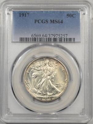 1917-50C-PCGS-MS64-257-1