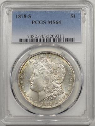 1878s-$1-PCGS-MS64-311-1