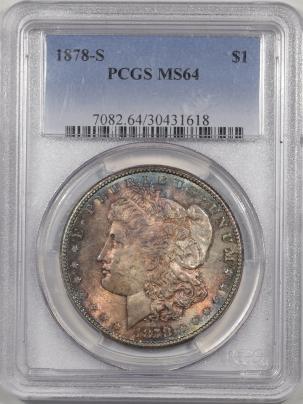 1878s-$1-PCGS-MS64-618-1