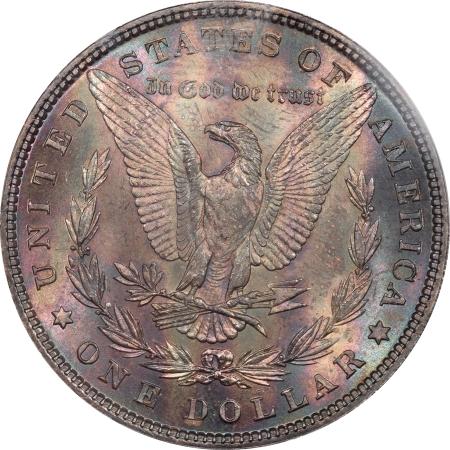 Morgan Dollars 1879 MORGAN DOLLAR PCGS MS-66+ FRESH!