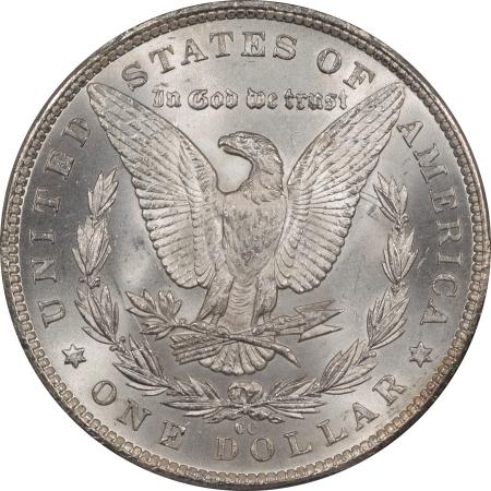 Morgan Dollars 1882-CC MORGAN DOLLAR PCGS MS-66 COLOR!