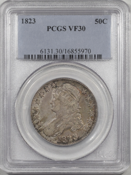 1823-50C-PCGS-VF30-970-1