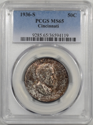 1936s-CINCINNATI-50C-PCGS-MS65-119-1