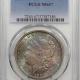 Morgan Dollars 1890-O MORGAN DOLLAR PCGS MS-64 PREMIUM QUALITY!