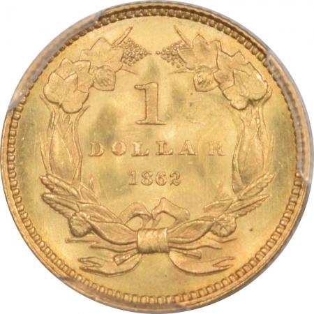 1862-$1G-PCGS-MS65+-143-3