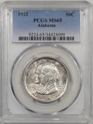 1921-ALABAMA-50C-PCGS-MS65-099-1