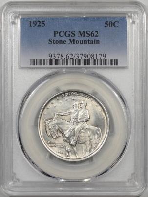 1925-STONE-MTN-50C-PCGS-MS62-179-1