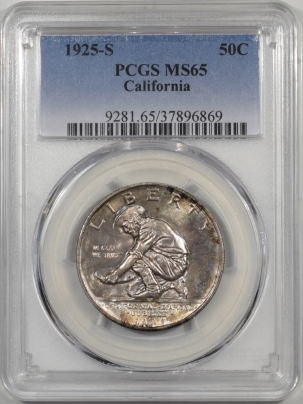 1925s-CALIFORNIA-50C-PCGS-MS65-869-1