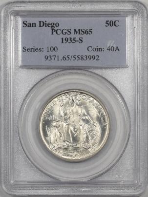 1935s-SAN-DIEGO-50C-PCGS-MS65-992-1