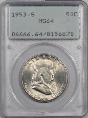 1953s-50C-PCGS-MS64-870-1
