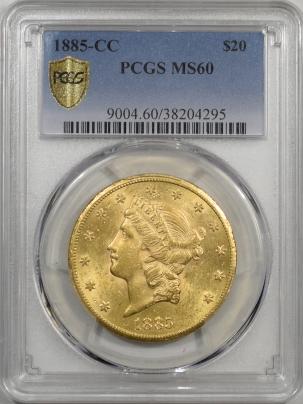 1885cc-$20-PCGS-MS60-295-1