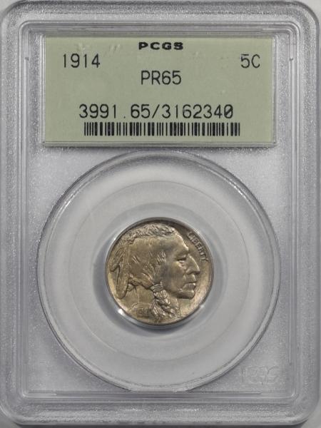 1914-5C-PCGS-PR65-340-1