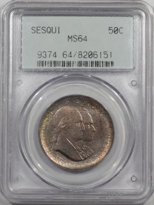 1926-SESQUI-50C-PCGS-MS64-151-1