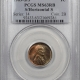 Lincoln Cents (Wheat) 1914-D LINCOLN CENT PCGS MS-64+ RD