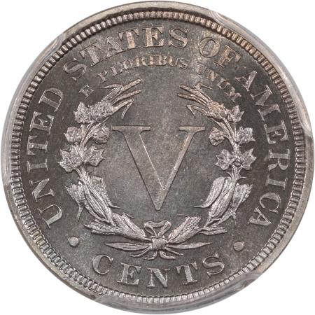 Liberty Nickels 1909 PROOF LIBERTY NICKEL PCGS PR-66