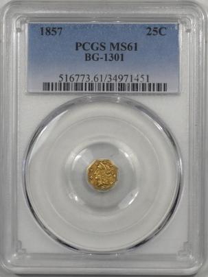 1857-G25C-BG1301-PCGS-MS61-451-1