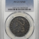 Barber Halves 1900 PROOF BARBER HALF DOLLAR PCGS PR-62