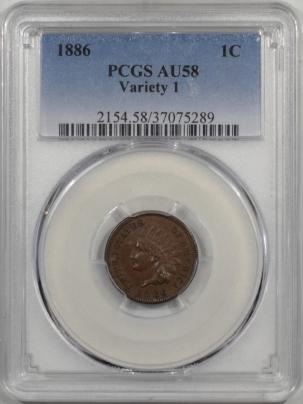 1886-TYI-1C-PCGS-AU55-289-1