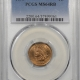 Indian 1900 INDIAN CENT PCGS MS-64 BN