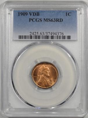 1909-VDB-1C-PCGS-MS63RD-376-1