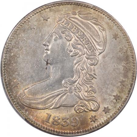 1839-50C-RE-CAPPED-PCGS-AU55-291-2