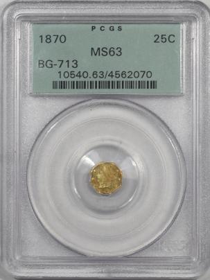 1870-G25C-BG713-PCGS-MS63-070-1