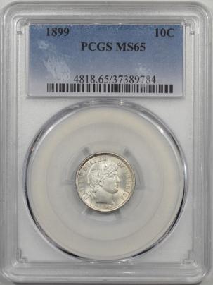 1899-10C-PCGS-MS65-784-1