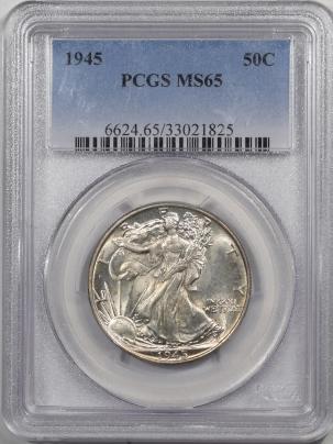 1945-50C-PCGS-MS65-825-1