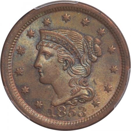 1853-1C-PCGS-MS64BN-910-2