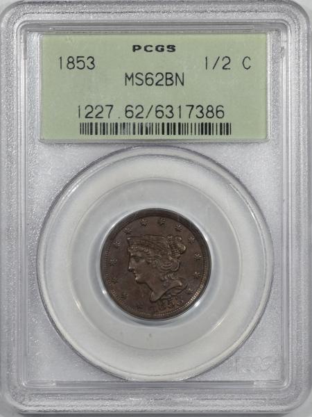 1853-H1C-PCGS-MS62BN-386-1
