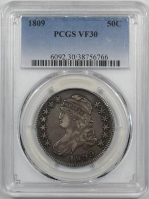 1809-50C-PCGS-VF30-766-1