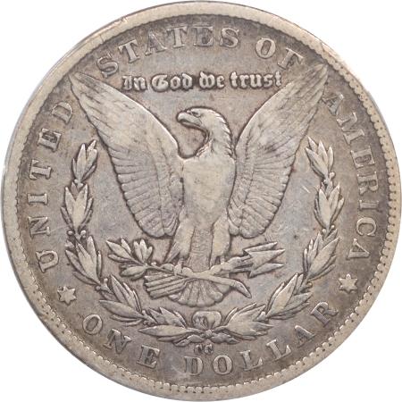 New Certified Coins 1879-CC MORGAN DOLLAR PCGS VF-20