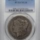 Coin World/Numismatic News Featured Coins 1879-CC MORGAN DOLLAR PCGS VG-8