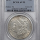 Morgan Dollars 1888-S MORGAN DOLLAR PCGS MS-64 PREMIUM QUALITY!