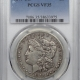 Coin World/Numismatic News Featured Coins 1878-CC MORGAN DOLLAR PCGS MS-63