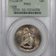 CAC Approved Coins 1951-S BTW COMMEMORATIVE HALF DOLLAR PCGS MS-66+ PRETTY, PQ! CAC APPROVED!