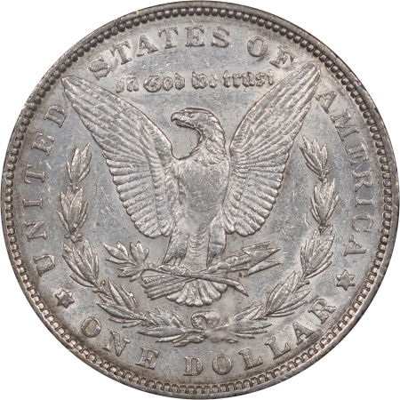 Coin World/Numismatic News Featured Coins 1894 MORGAN DOLLAR PCGS AU-50