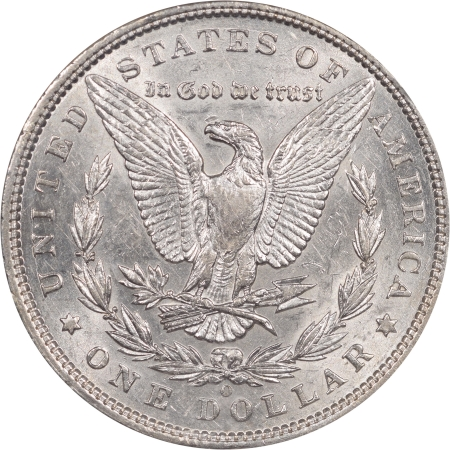 Coin World/Numismatic News Featured Coins 1895-O MORGAN DOLLAR NGC AU-55 WHITE!