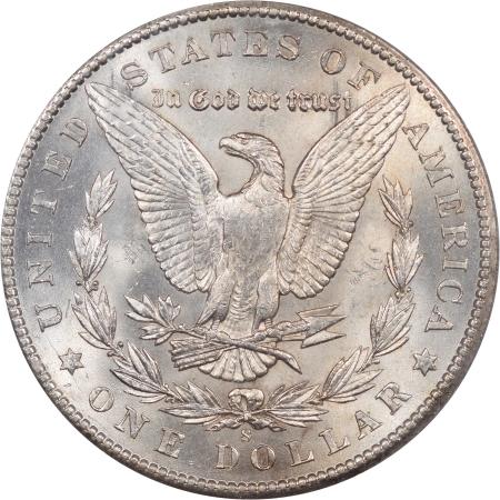Morgan Dollars 1902-S MORGAN DOLLAR PCGS MS-63