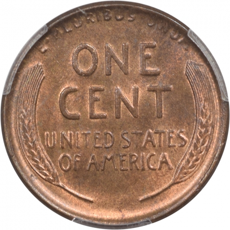 CAC Approved Coins 1919-S LINCOLN CENT PCGS MS-65 RB PQ! CAC APPROVED!