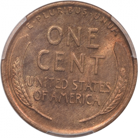 New Certified Coins 1916 LINCOLN CENT PCGS MS-64 RB