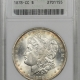 Coin World/Numismatic News Featured Coins 1898-S MORGAN DOLLAR PCGS MS-64 PQ!